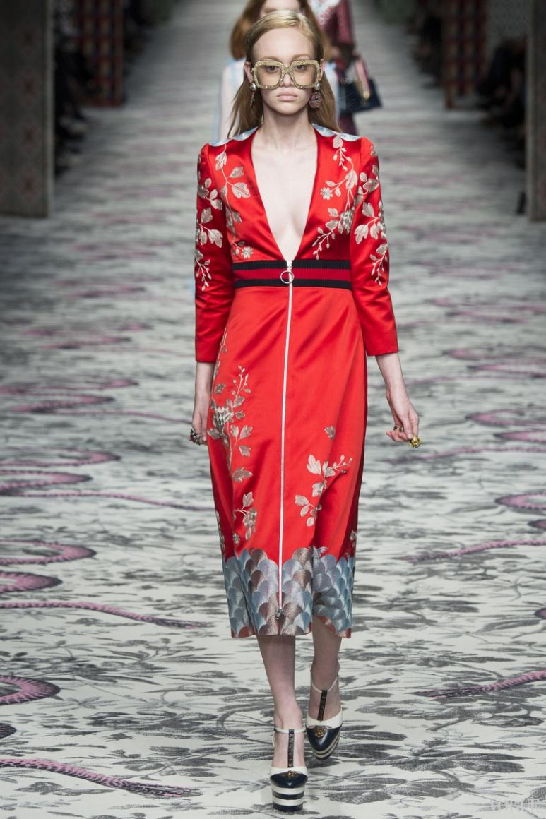 Gucci весна-лето 2016 #42
