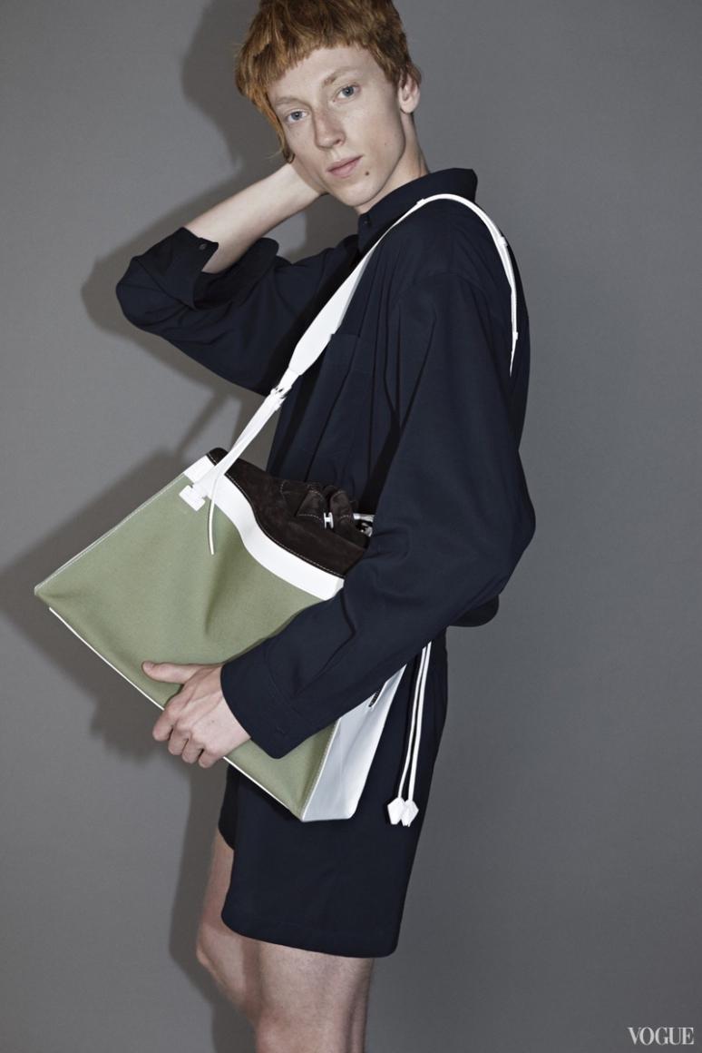 Acne Menswear весна-лето 2016 #17