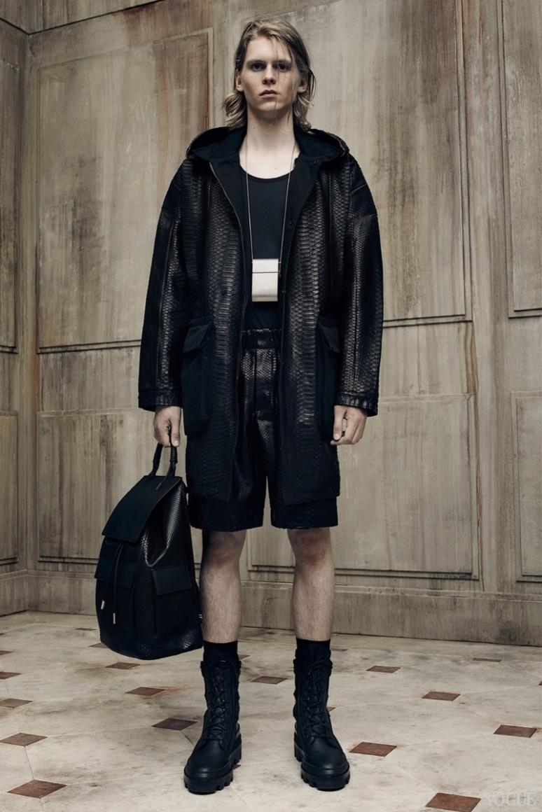 Balenciaga Menswear весна-лето 2016 #14