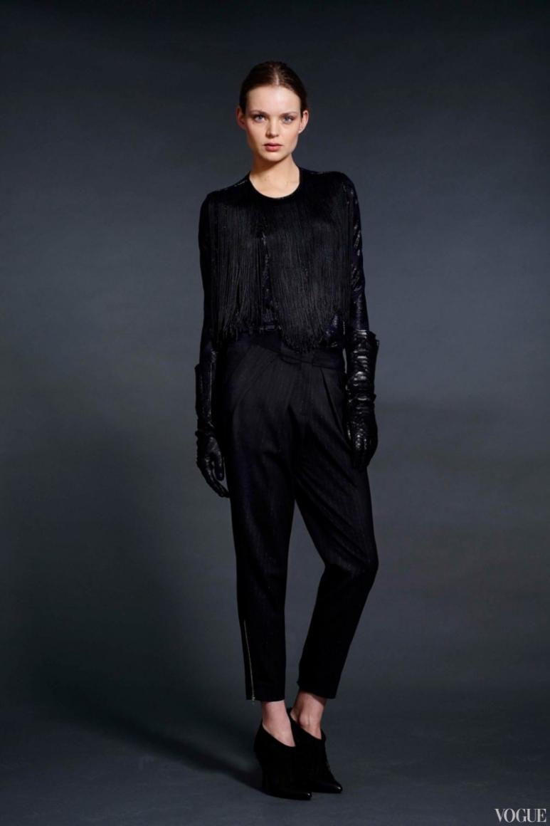 Yigal Azrou?l Couture весна-лето 2013 #1