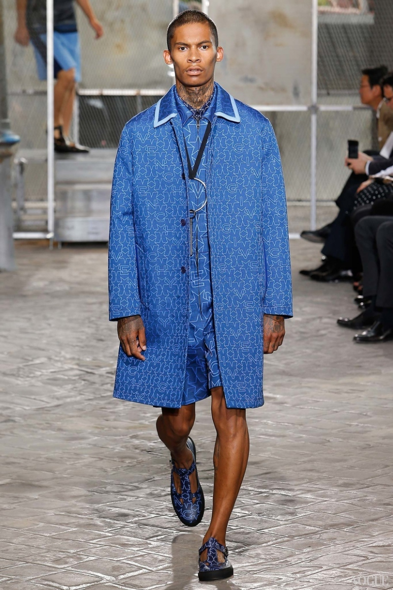 Givenchy Menswear весна-лето 2016 #46