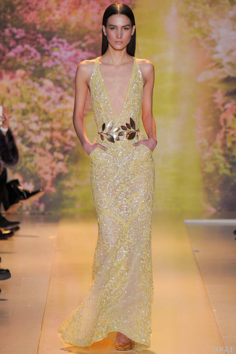 Zuhair Murad Couture весна-лето 2014 #13