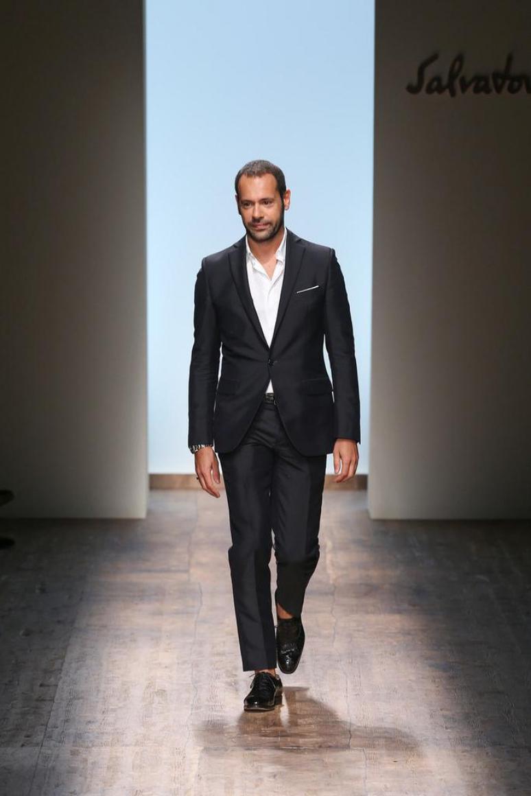 Salvatore Ferragamo весна-лето 2015 #1
