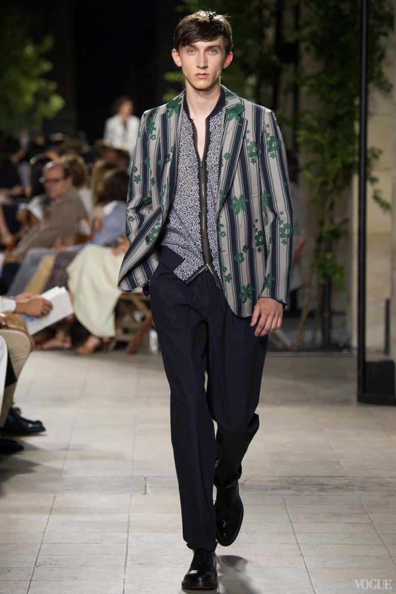 Hermes Menswear весна-лето 2016 #20
