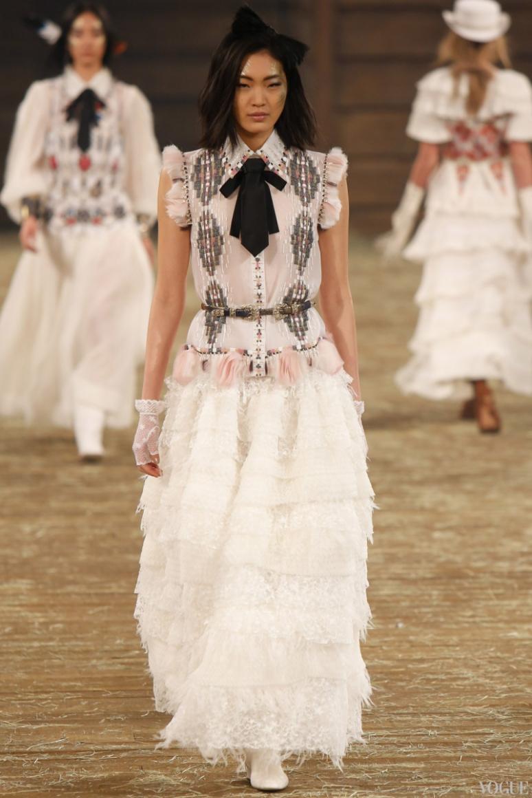 Chanel Couture весна-лето 2013 #4