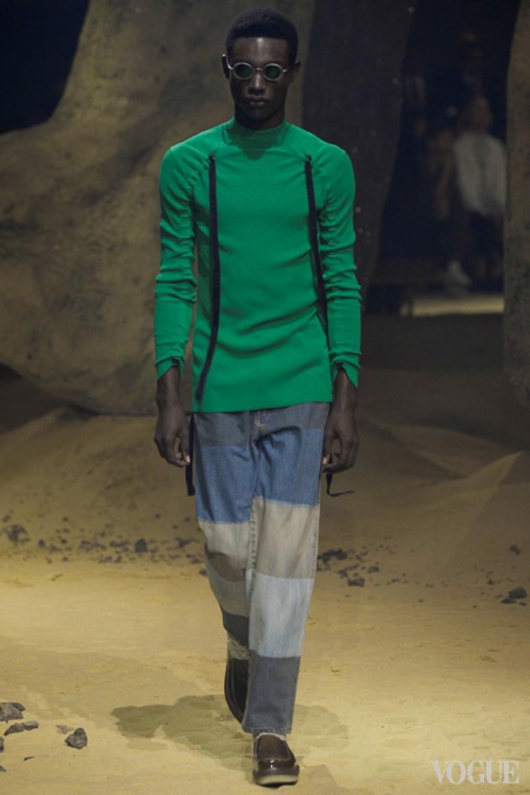 Kenzo Menswear весна-лето 2016 #13