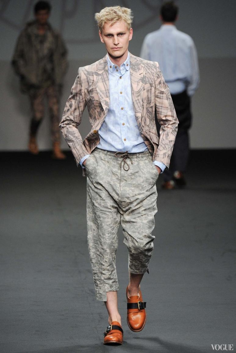 Vivienne Westwood Menswear весна-лето 2016 #22