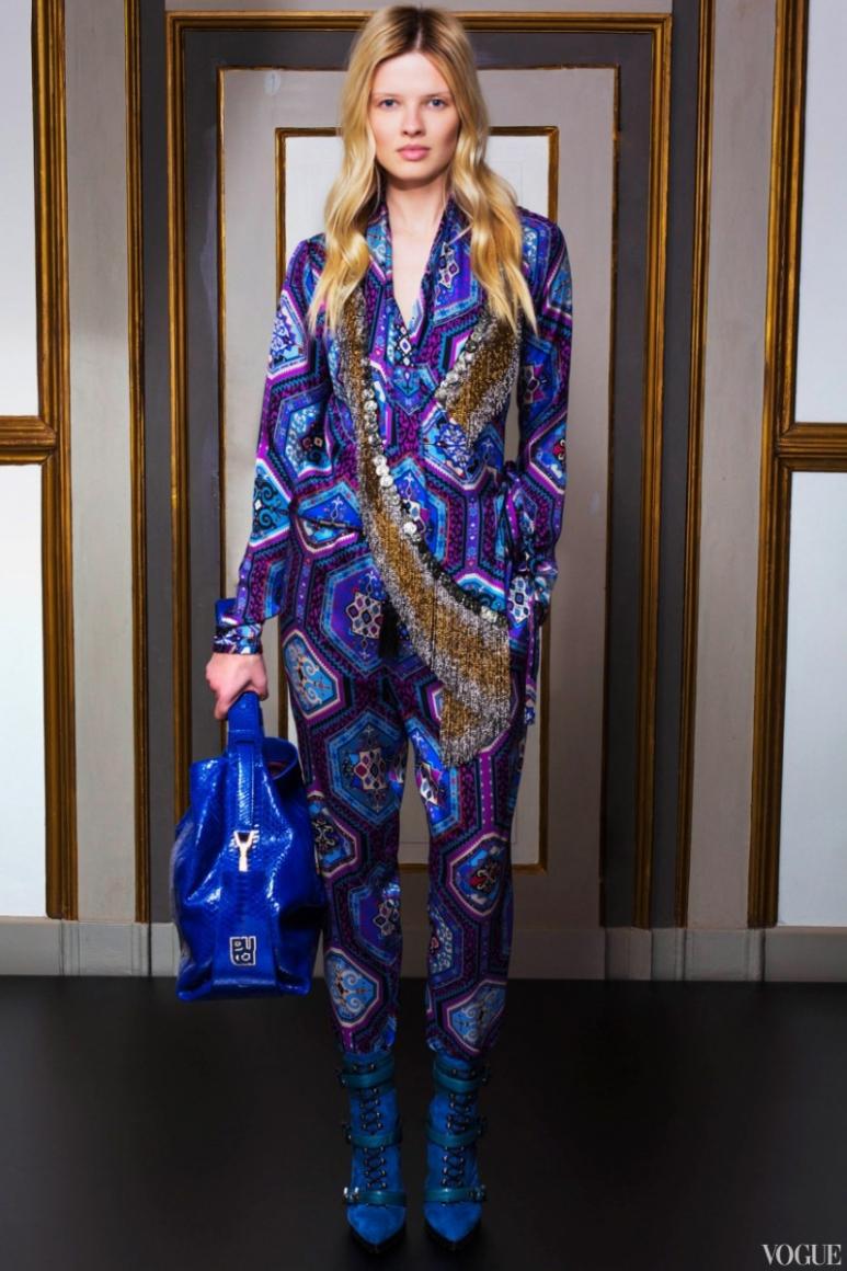 Emilio Pucci Couture весна-лето 2013 #9