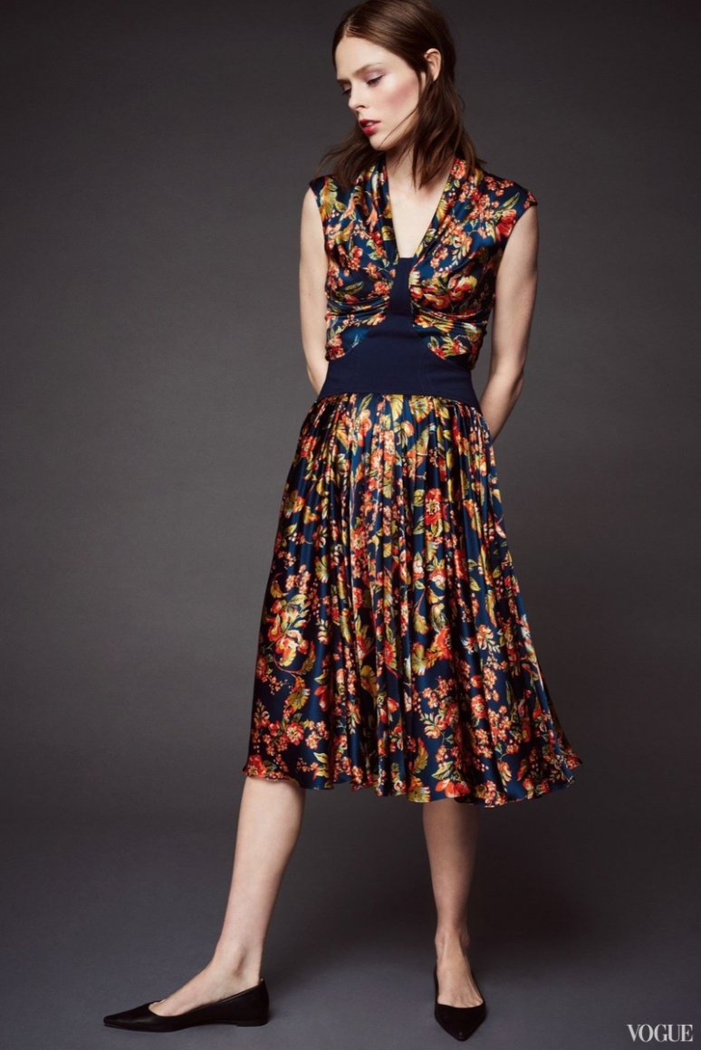 Zac Posen Resort 2016 #15