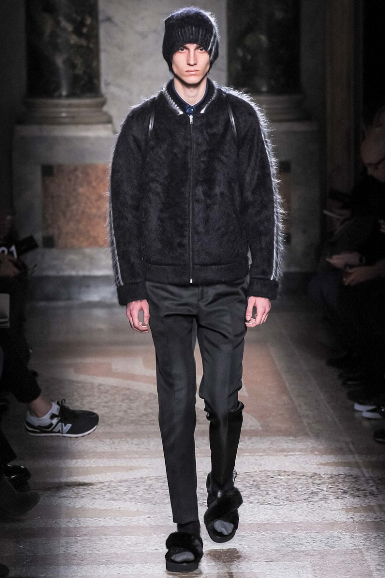No. 21 Menswear осень-зима 2015/2016 #34