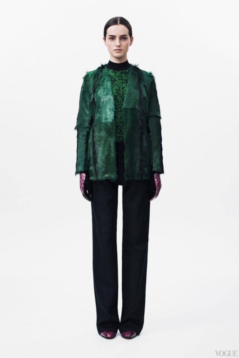 Christopher Kane Couture весна-лето 2013 #20