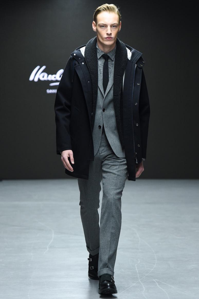Hardy Amies Menswear осень-зима 2015/2016 #9