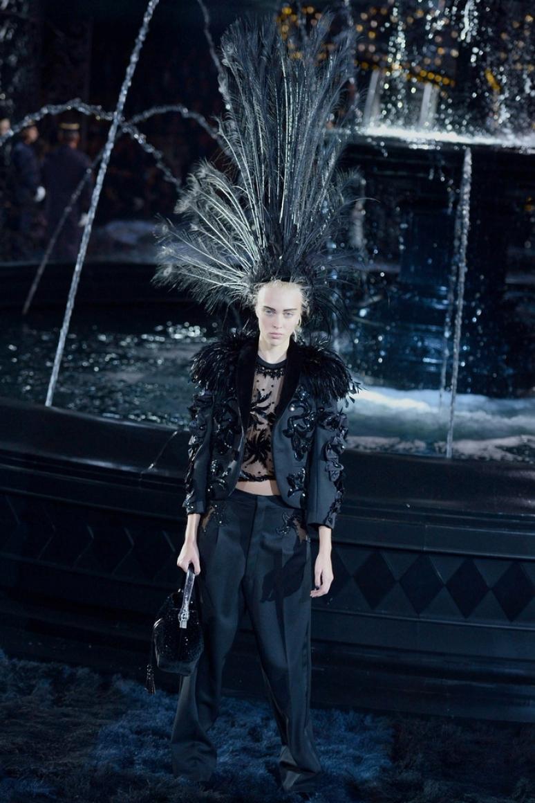 Louis Vuitton весна-лето 2014 #5