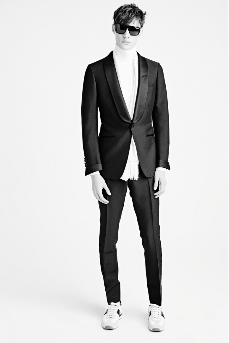 Tom Ford Menswear осень-зима 2015/2016 #5