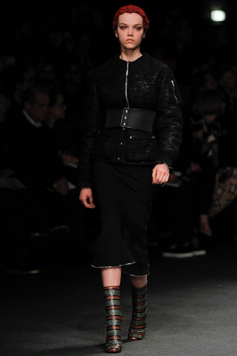 Givenchy осень-зима 2013/2014 #24
