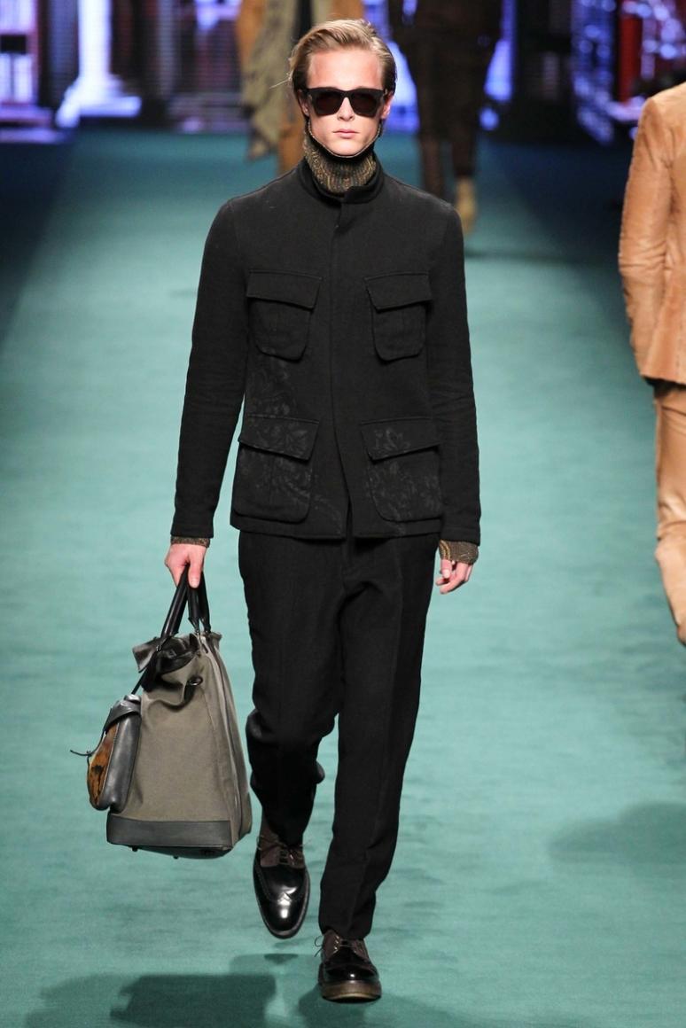 Etro Menswear осень-зима 2015/2016 #37