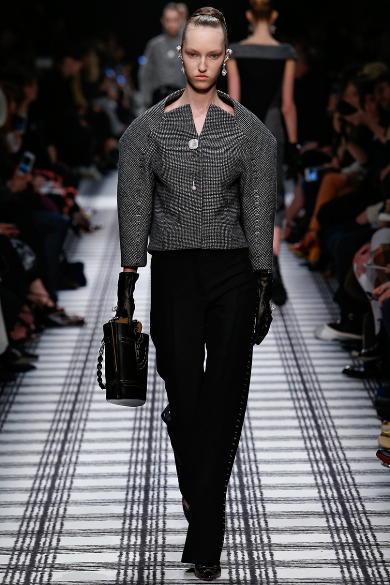 Balenciaga осень-зима 2015/2016 #33
