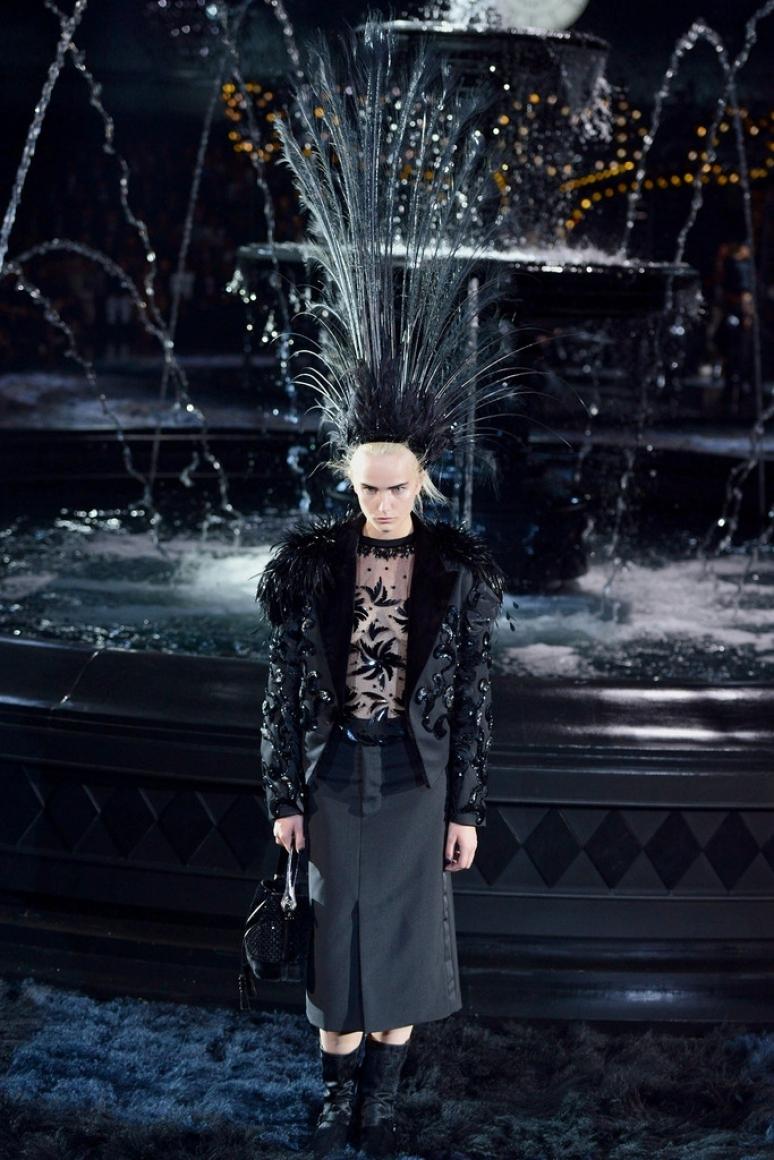Louis Vuitton весна-лето 2014 #4