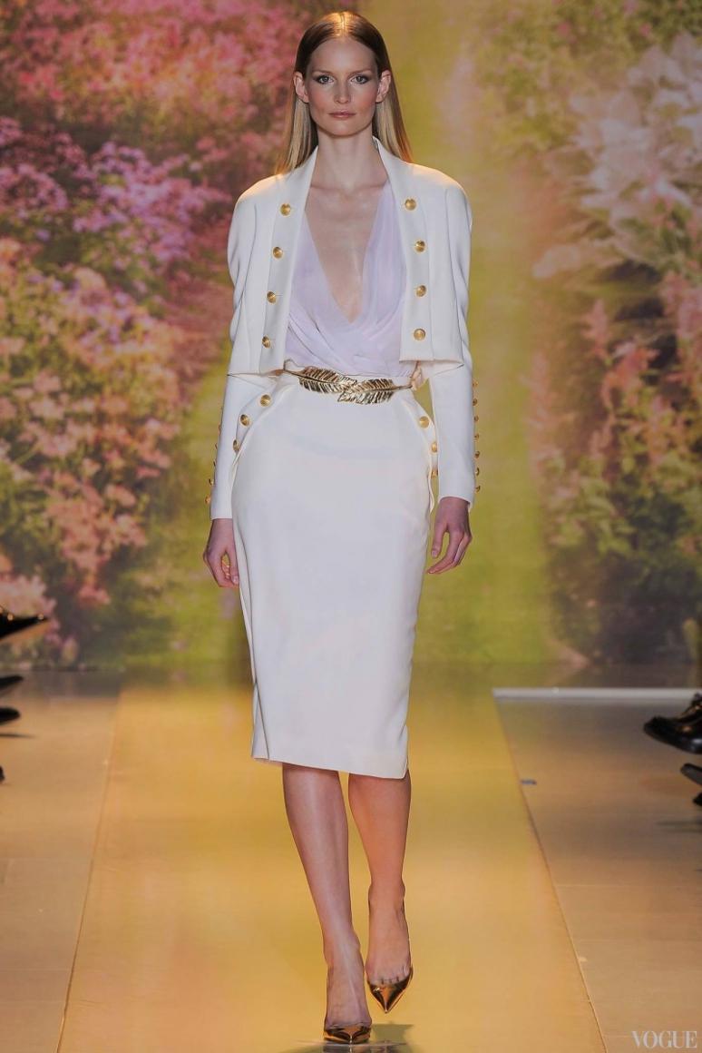 Zuhair Murad Couture весна-лето 2014 #43