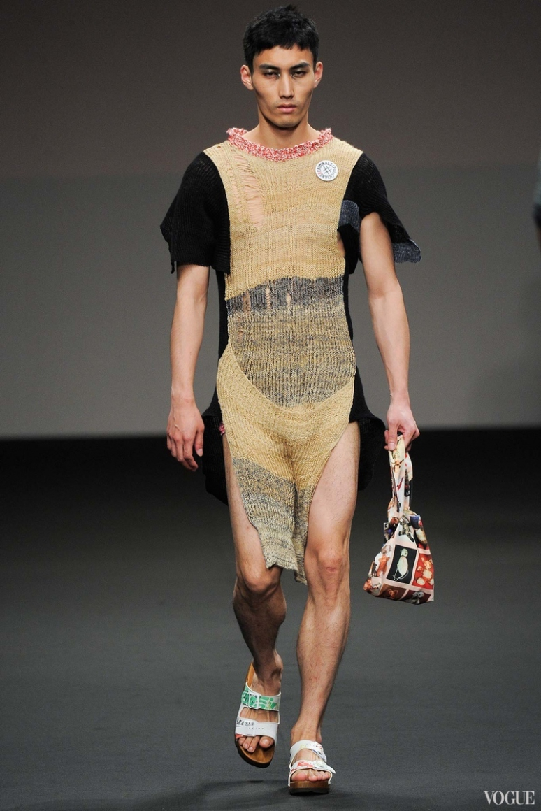 Vivienne Westwood Menswear весна-лето 2016 #36
