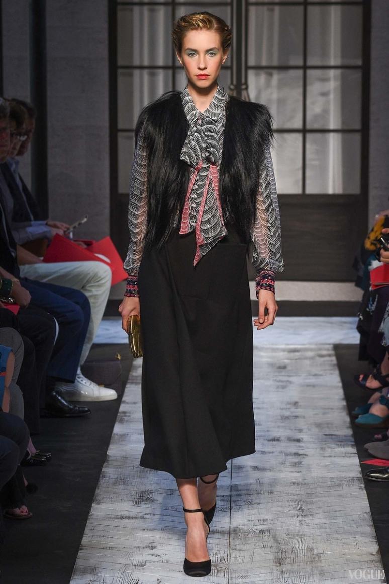 Schiaparelli Couture осень-зима 2015/2016 #27