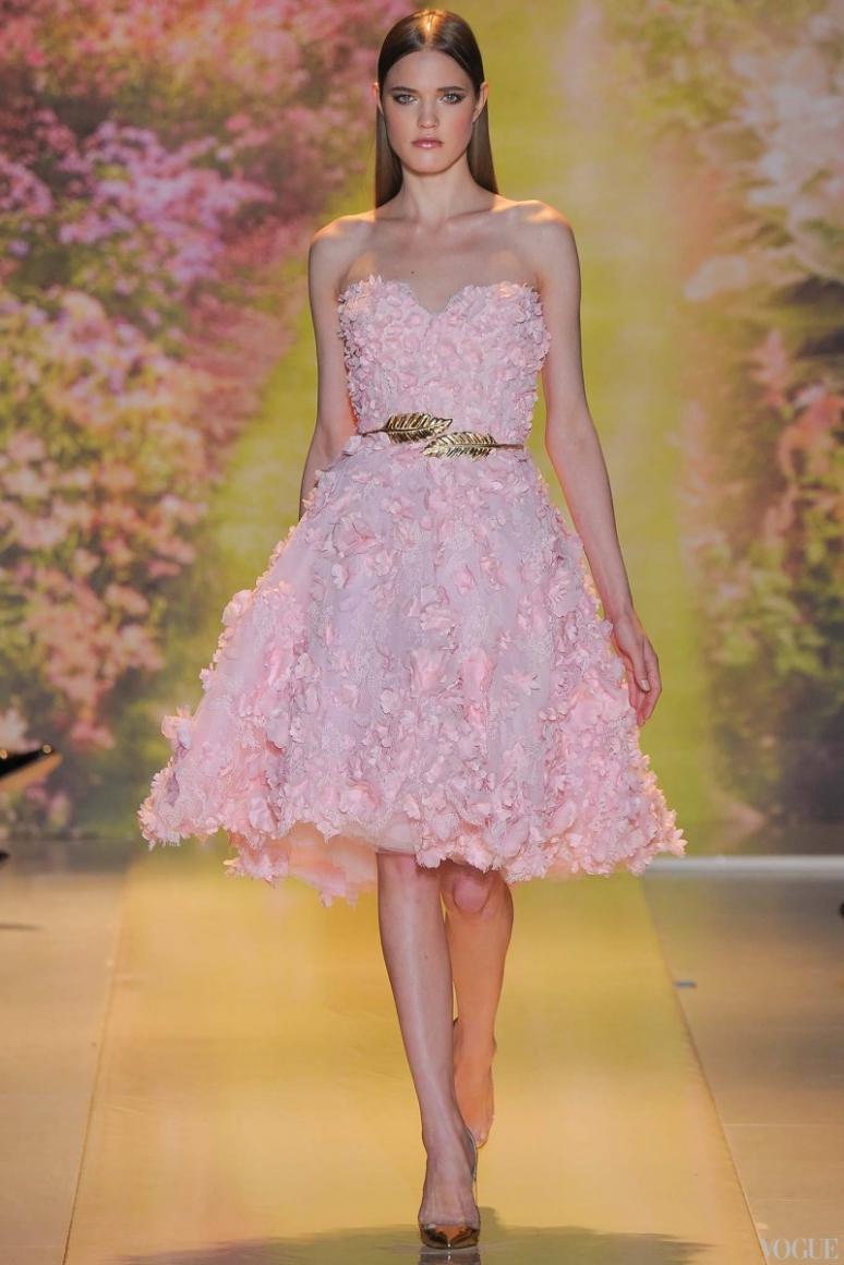 Zuhair Murad Couture весна-лето 2014 #26