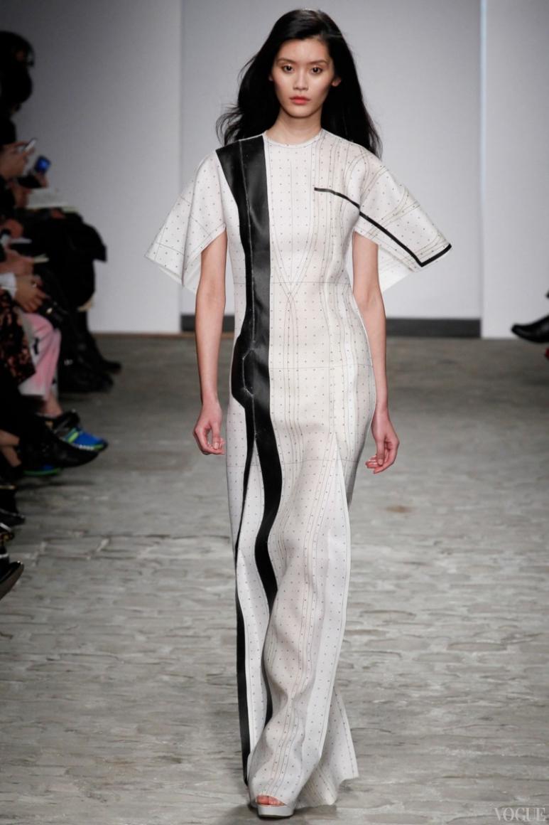Vionnet Couture весна-лето 2014 #7