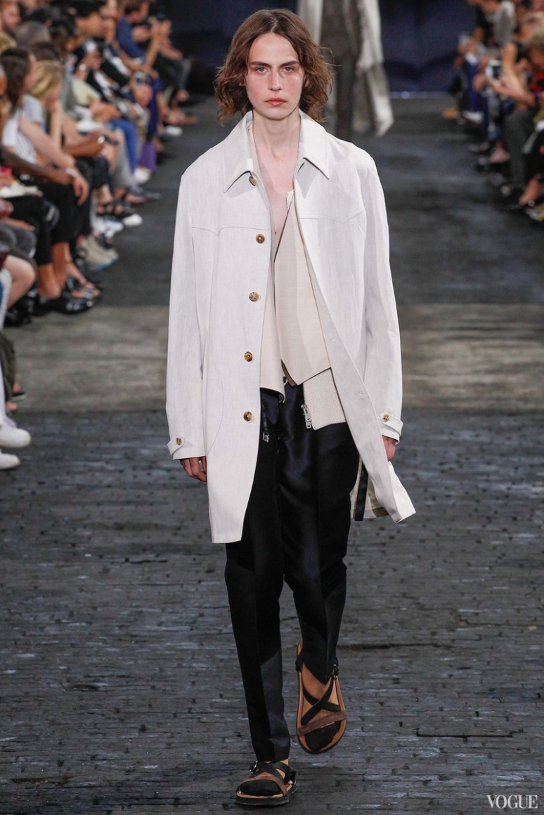 Maison Martin Margiela Menswear весна-лето 2016 #19