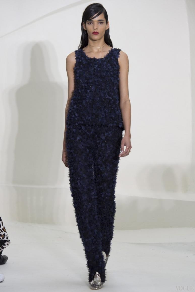 Christian Dior Couture весна-лето 2014 #22