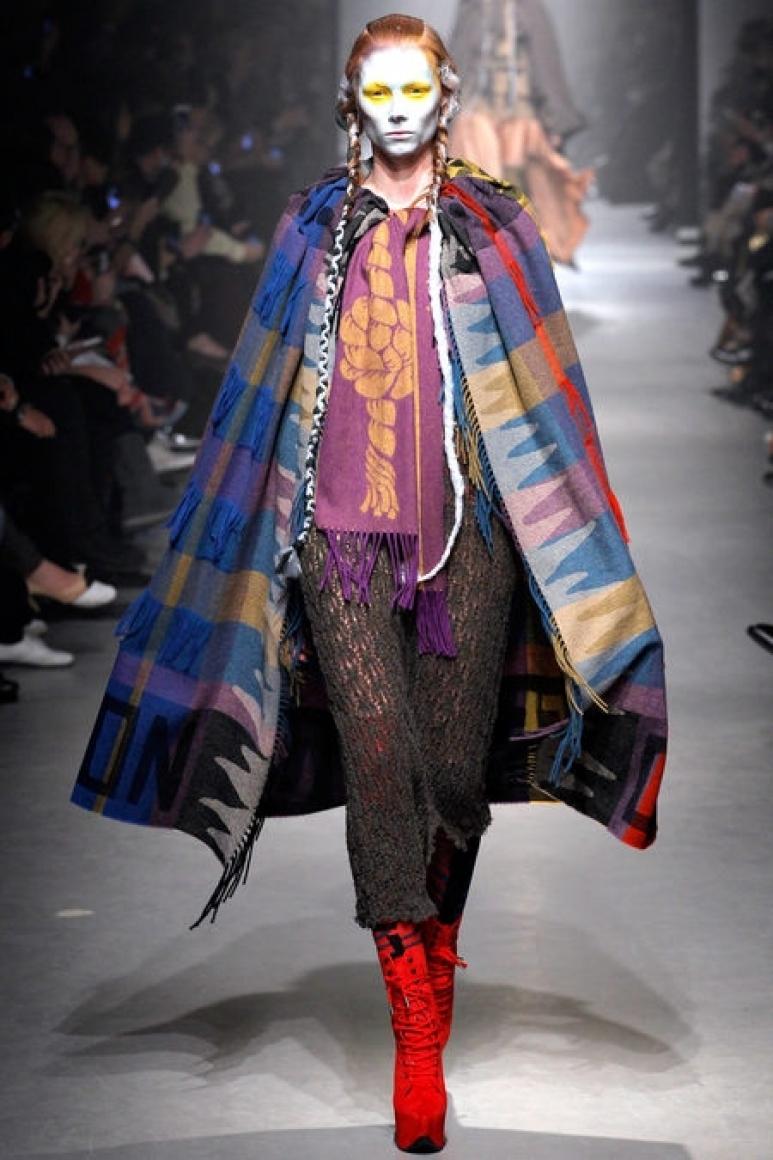 Vivienne Westwood осень-зима 2013/2014 #50