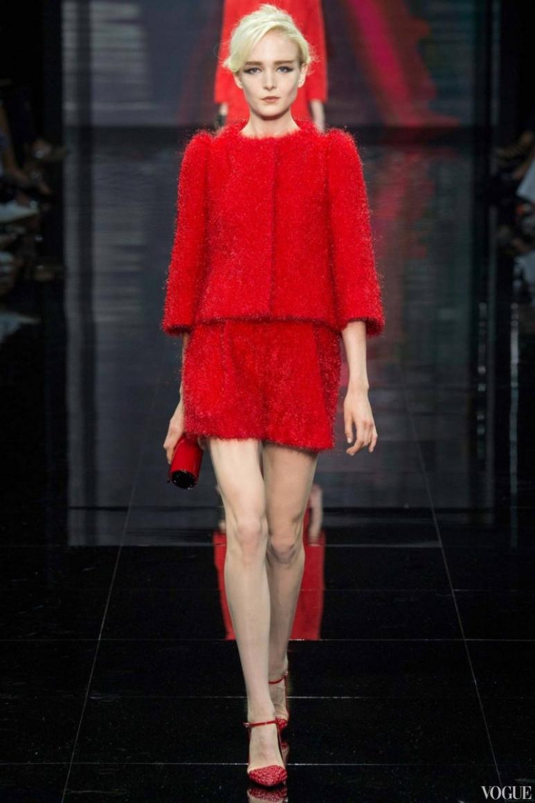 Armani Priv? Couture осень-зима 2014/2015 #59