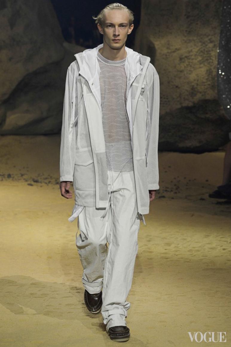 Kenzo Menswear весна-лето 2016 #6