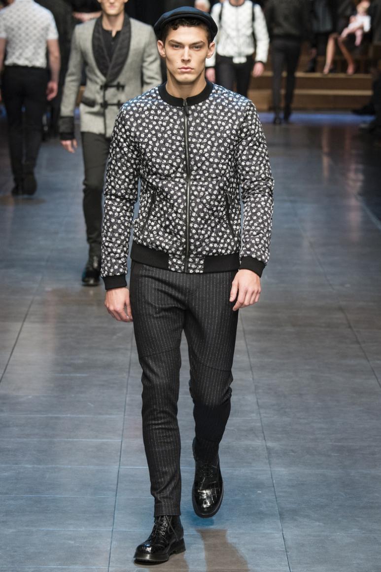 Dolce & Gabbana Menswear осень-зима 2015/2016 #31