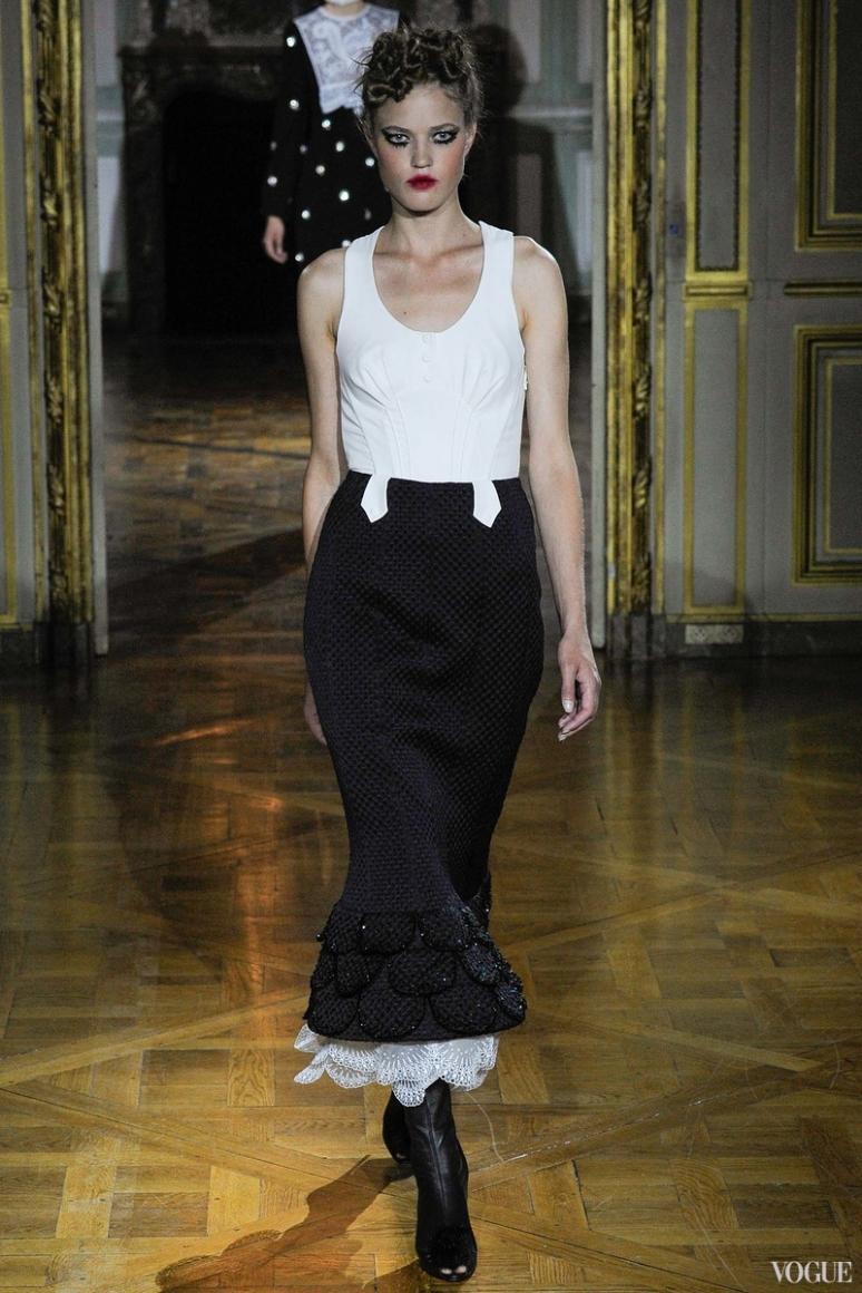 Ulyana Sergeenko Couture осень-зима 2015/2016 #33