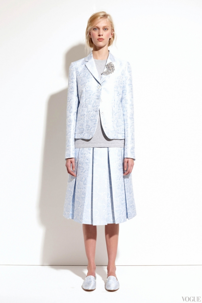 Michael Kors Couture весна-лето 2013 #31