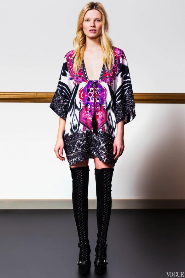 Emilio Pucci Couture весна-лето 2013 #34