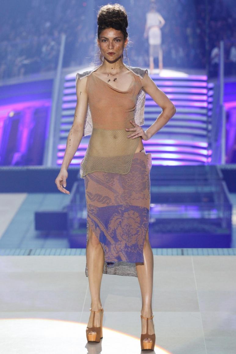 Vivienne Westwood весна-лето 2014 #22