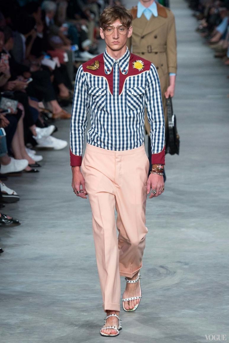 Gucci Menswear весна-лето 2016 #6