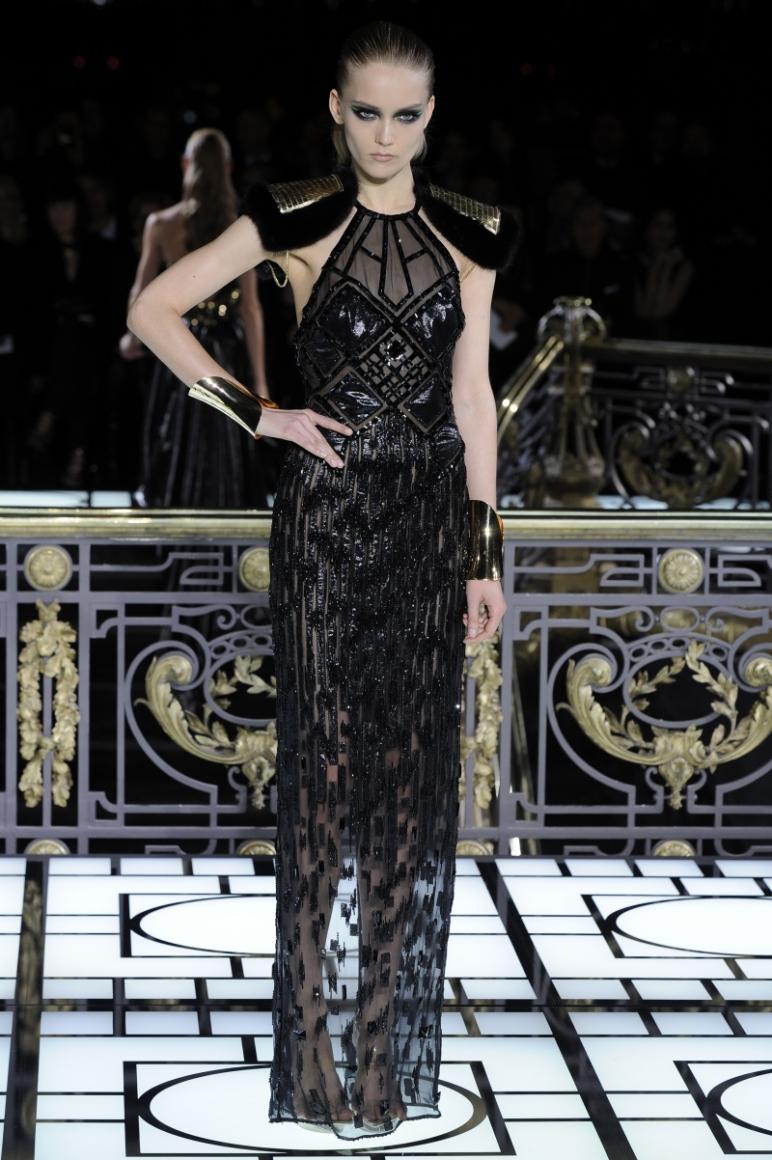 Atelier Versace Couture весна-лето 2013 #22
