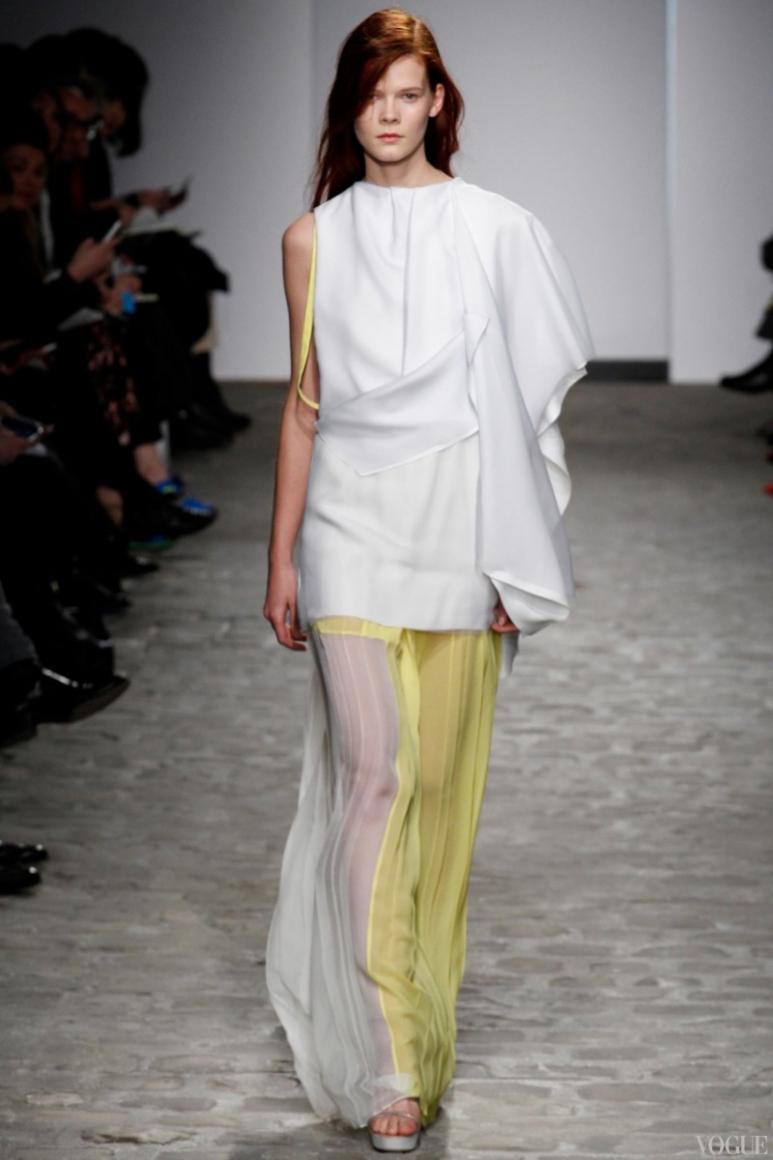 Vionnet Couture весна-лето 2014 #16