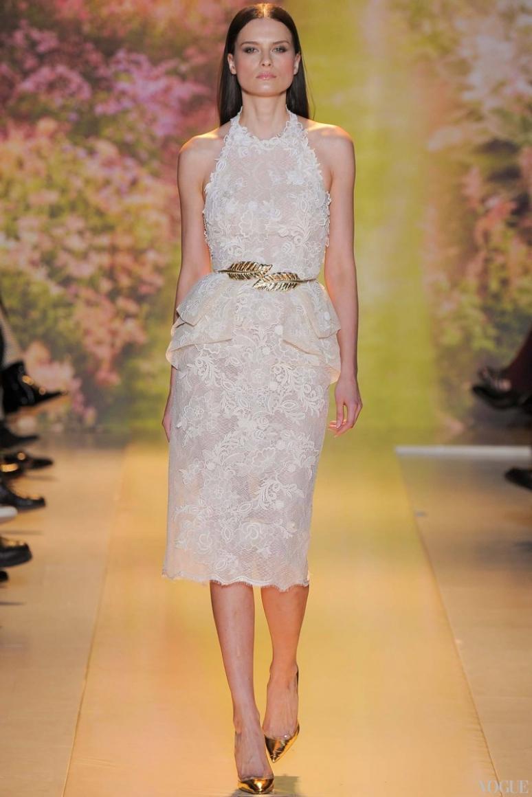 Zuhair Murad Couture весна-лето 2014 #46