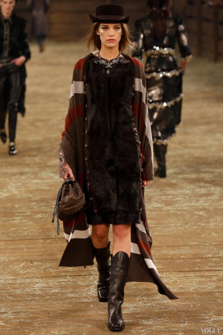 Chanel Couture весна-лето 2013 #76