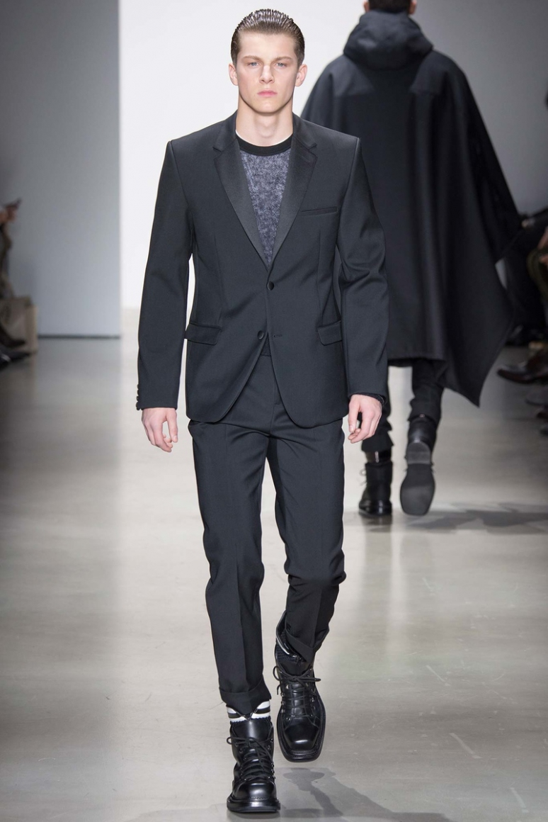 Calvin Klein Menswear осень-зима 2015/2016 #4