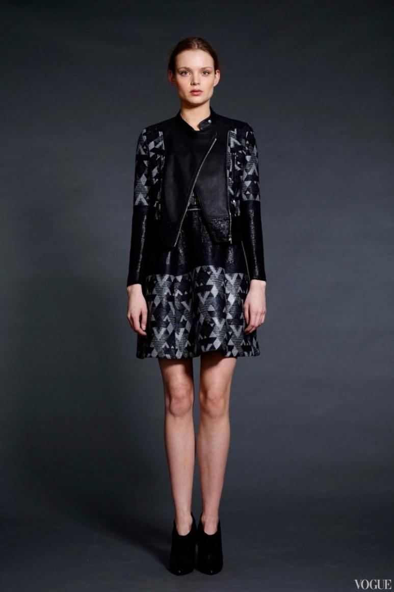 Yigal Azrou?l Couture весна-лето 2013 #11