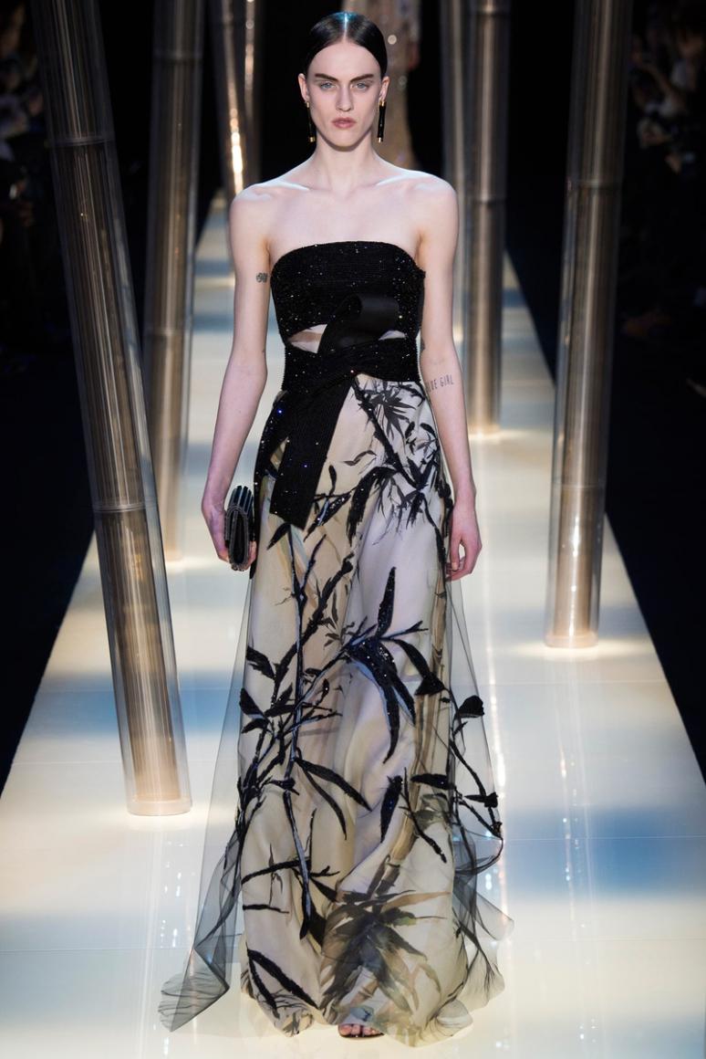 Armani Priv? Couture весна-лето 2015 #26