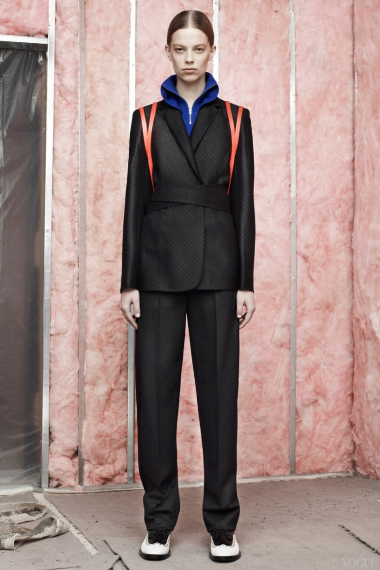 Alexander Wang Couture весна-лето 2013 #17