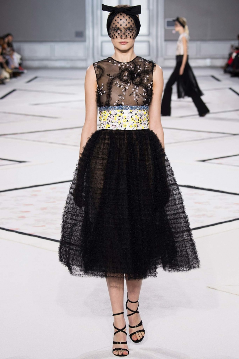 Giambattista Valli Couture весна-лето 2015 #46