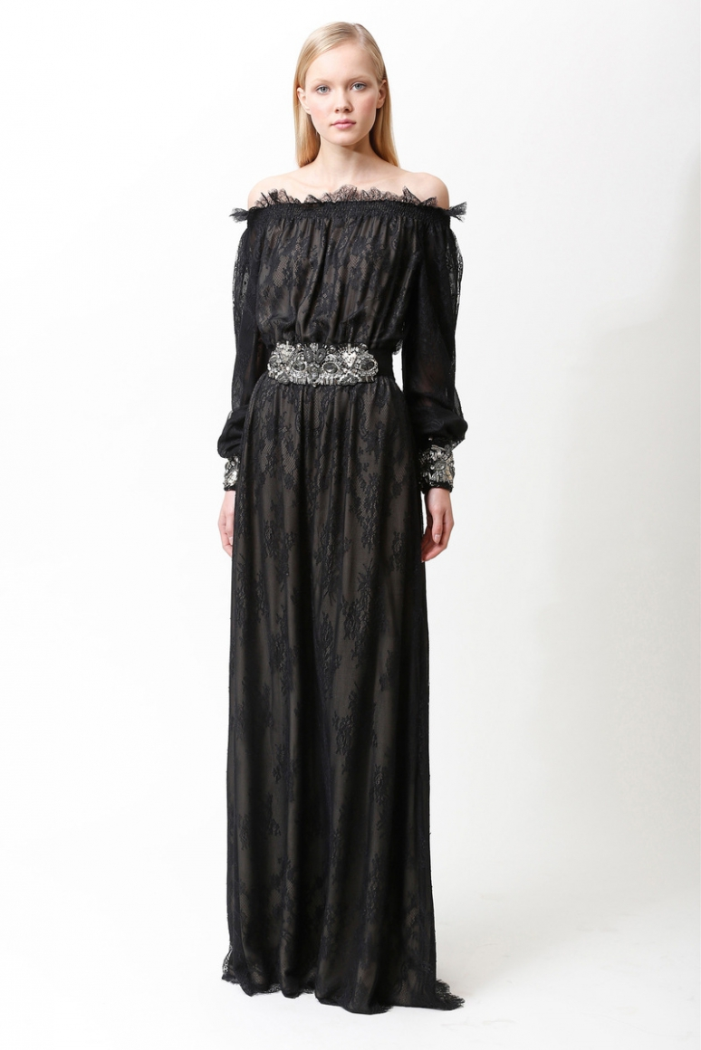 Badgley Mischka Pre-Fall 2013 #9