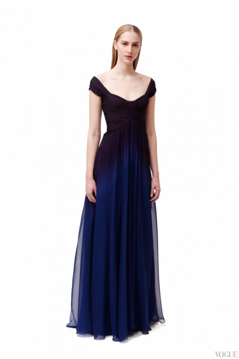 Monique Lhuillier Couture весна-лето 2013 #5