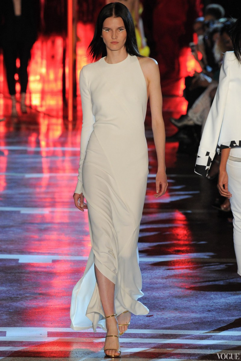 Alexandre Vauthier Couture осень-зима 2014/2015 #16